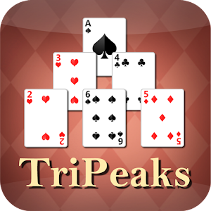 TriPeaks Solitaire for PC and MAC