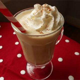 Eggnog Coffee Punch.