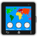 SmartWatch2 WorldClock icon