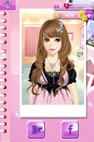 Screenshot of Cover Beauty: Make Up World