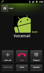 Voicemail - screenshot thumbnail