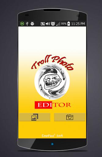 Troll Photo Editor