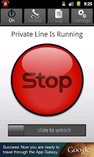 Private Line- Free Privacy - screenshot thumbnail