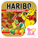 HARIBO for[+]HOMEきせかえテーマ icon