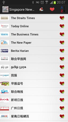 新加坡报纸