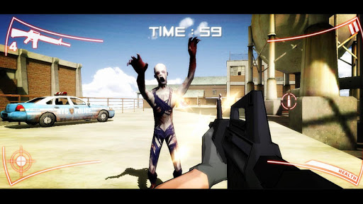 Sniper Zombie - FPS Games