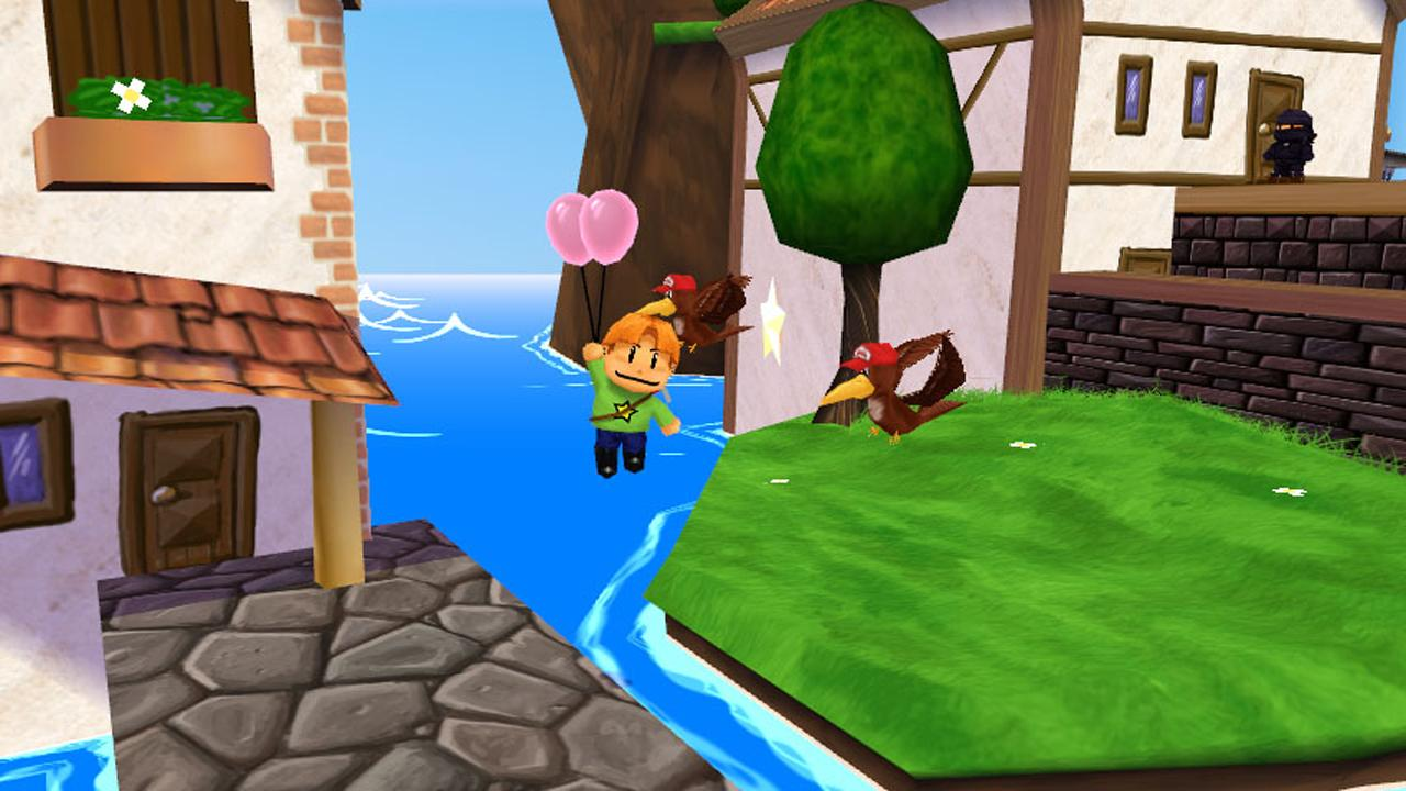 Helium Boy Demo- screenshot