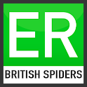 Easy Recorder British Spiders logo