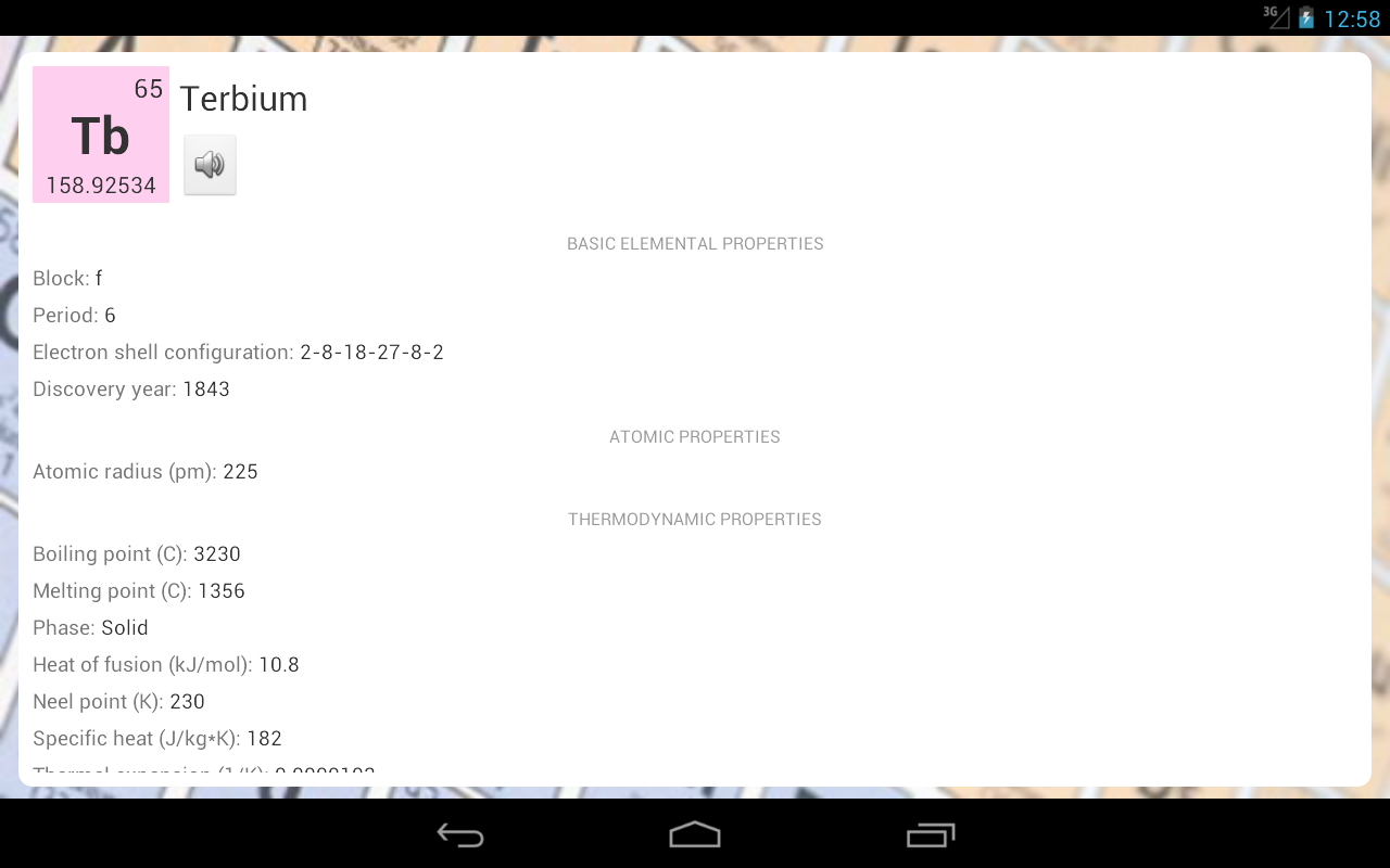 Periodic table revenue download estimates google play store phone urtaz Images