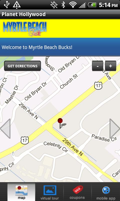 Myrtle Beach Guide SC - screenshot