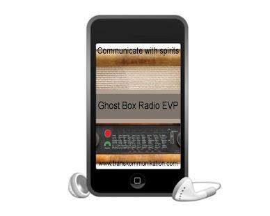 App Talking Spirit Box Radio EVP APK for Windows Phone