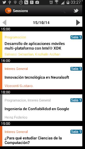 玩教育App|JCC XII - Rosario - 2014免費|APP試玩