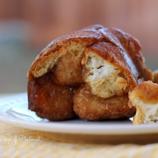 Cream Cheese Stuffed Monkey Bread Recipe