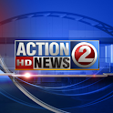 WBAY Action 2 News On the Go logo