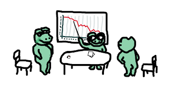 important frog meeting