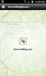 SurvivalBlog.com Reader - screenshot thumbnail