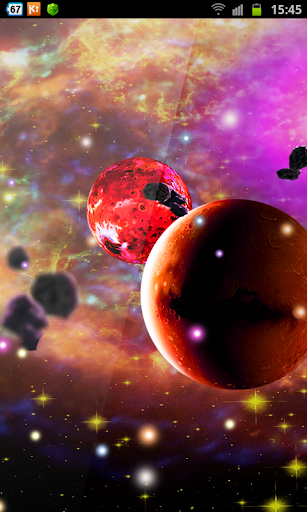 Space Planets HD LWP