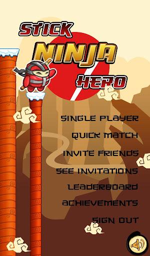Stick Ninja Hero - Multiplayer