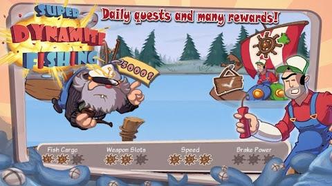 Super Dynamite Fishing Screenshot 4