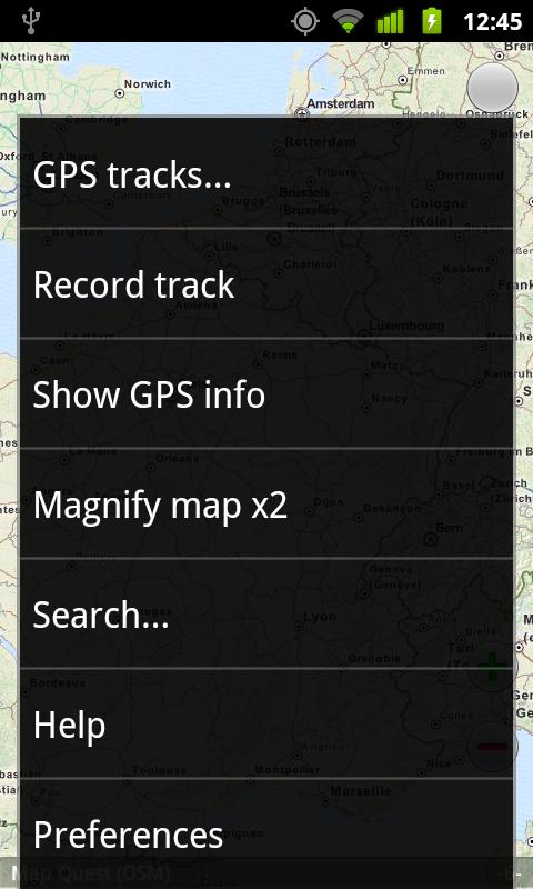 MapsOn: Offline Map - screenshot