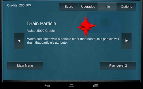 Particle Strain- screenshot thumbnail
