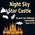 Night Sky Star Castle PREMIUM