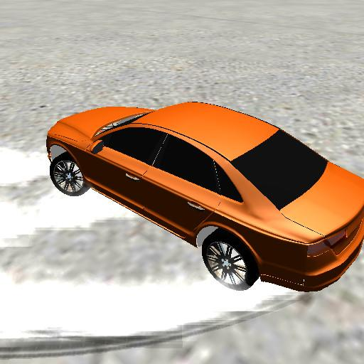 模擬App|Extreme Drift Simulator LOGO-3C達人阿輝的APP