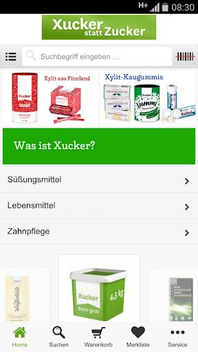 Xucker-Shop