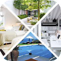 Interior and Exterior Designs icon