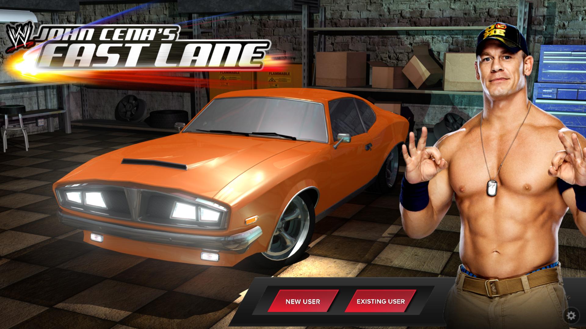 Wwe John Cena S Fast Lane Google Play Store Revenue Download