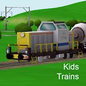 Kids Trains Pro