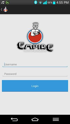 Hotel Empire Admin