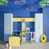 Boys room Idea - Tile puzzle