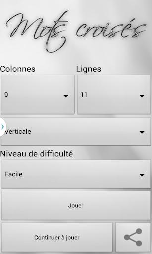 Mots Flu00e9chu00e9s en Franu00e7ais 2.3 screenshots 1