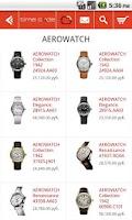 Screenshot of Магазин часов TimeCode.ru