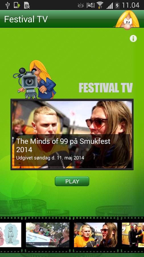 Smukfest 2014 - screenshot