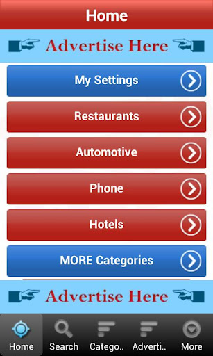 Our Chamber App by hCard