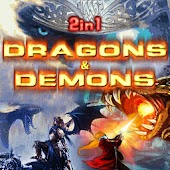 2 in 1 Dragons & Demons