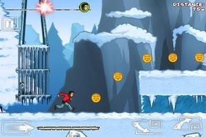 Screenshot of Run Like Hell! YETI EDITION