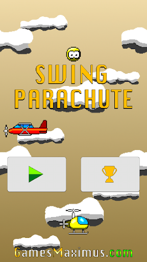 擺動降落傘藍天賽車 玩街機App免費 玩APPs