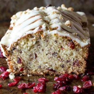 Cranberry Pecan Bread
