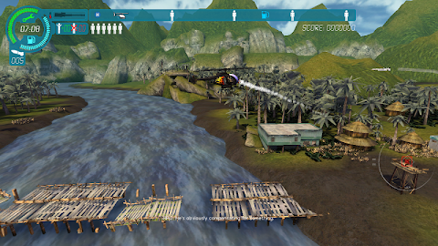 Choplifter HD Screenshot 7
