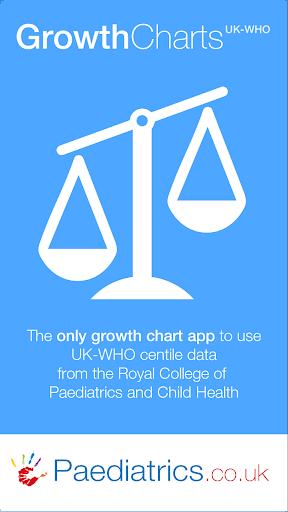 【免費醫療App】Growth Charts UK-WHO-APP點子