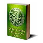 Quran - Azerbaycanca
