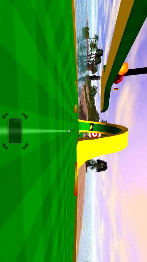 Tiki Golf 3D - screenshot