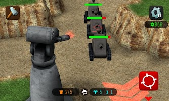 Screenshot of Defense Gear