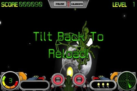 apptoyz Alien Attack - screenshot thumbnail