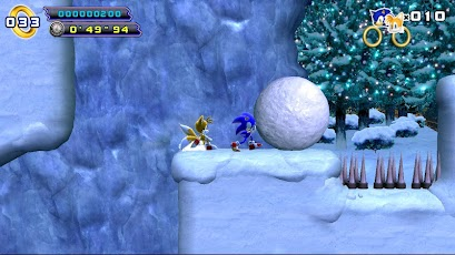 Sonic 4 Episode II THD 1.0 +data Android Apk