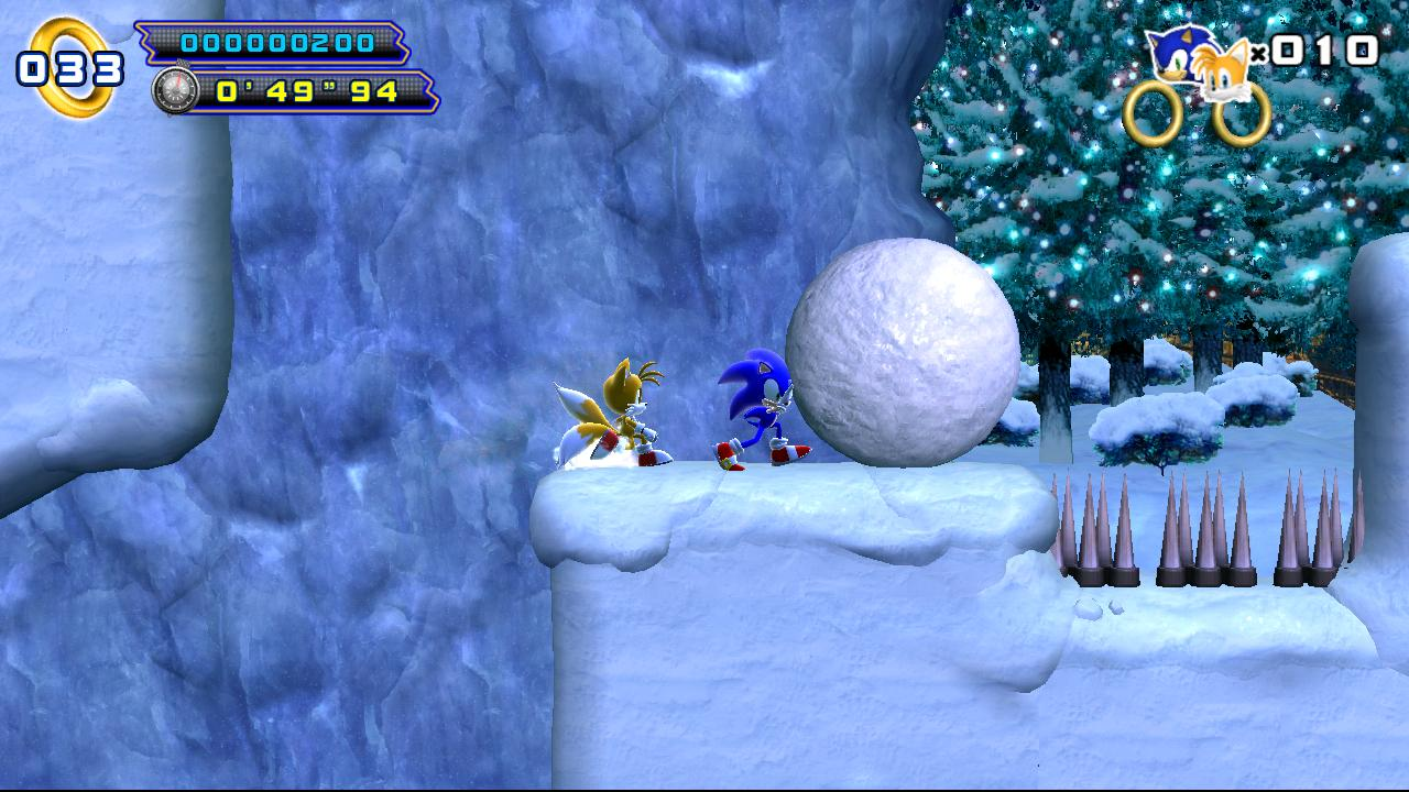 Sonic 4 Episode II THD screenshot #6