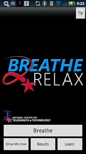 Breathe2Relax- screenshot thumbnail